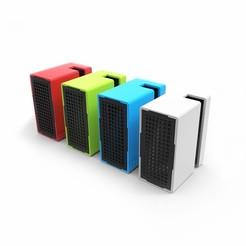 untitled.8.jpg Download STL file Speaker 01 • Model to 3D print, alexsaha