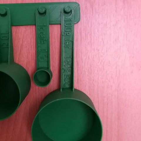 IMG_20180220_132803.jpg Télécharger fichier STL gratuit doseurs mesurettes cuisine anet 10 • Objet à imprimer en 3D, plok21