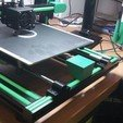 Free 3D printer files hood axis_y anet_E10, plok21