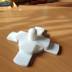 Descargar Modelos 3D para imprimir gratis portabobinas neva o magis, plok21