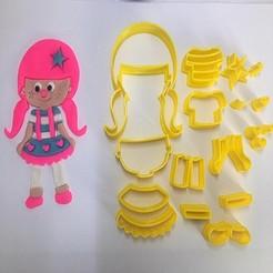 Download 3D printer files Modulated cutter circus clown (Cortador Modulado Palhaça de Circo), ramonxxl