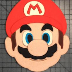Impresiones 3D Super Mario Bros Cutter Cookie modulado (Cortador de Biscoito Super Mario Modulado), ramonxxl