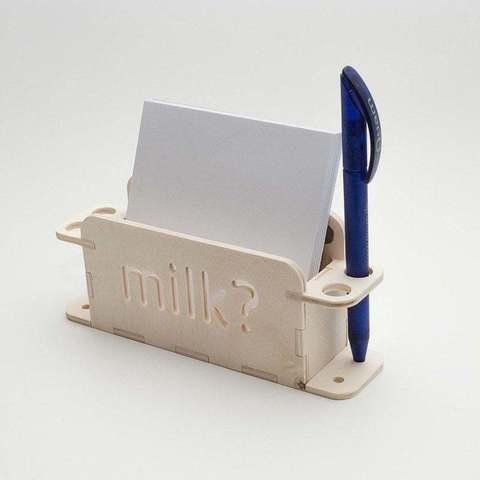 Impresiones 3D gratis Dispensador de notas para una balacera magnética cnc/laser, ZenziWerken