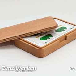 Imprimir en 3D gratis DeckBox cnc, ZenziWerken