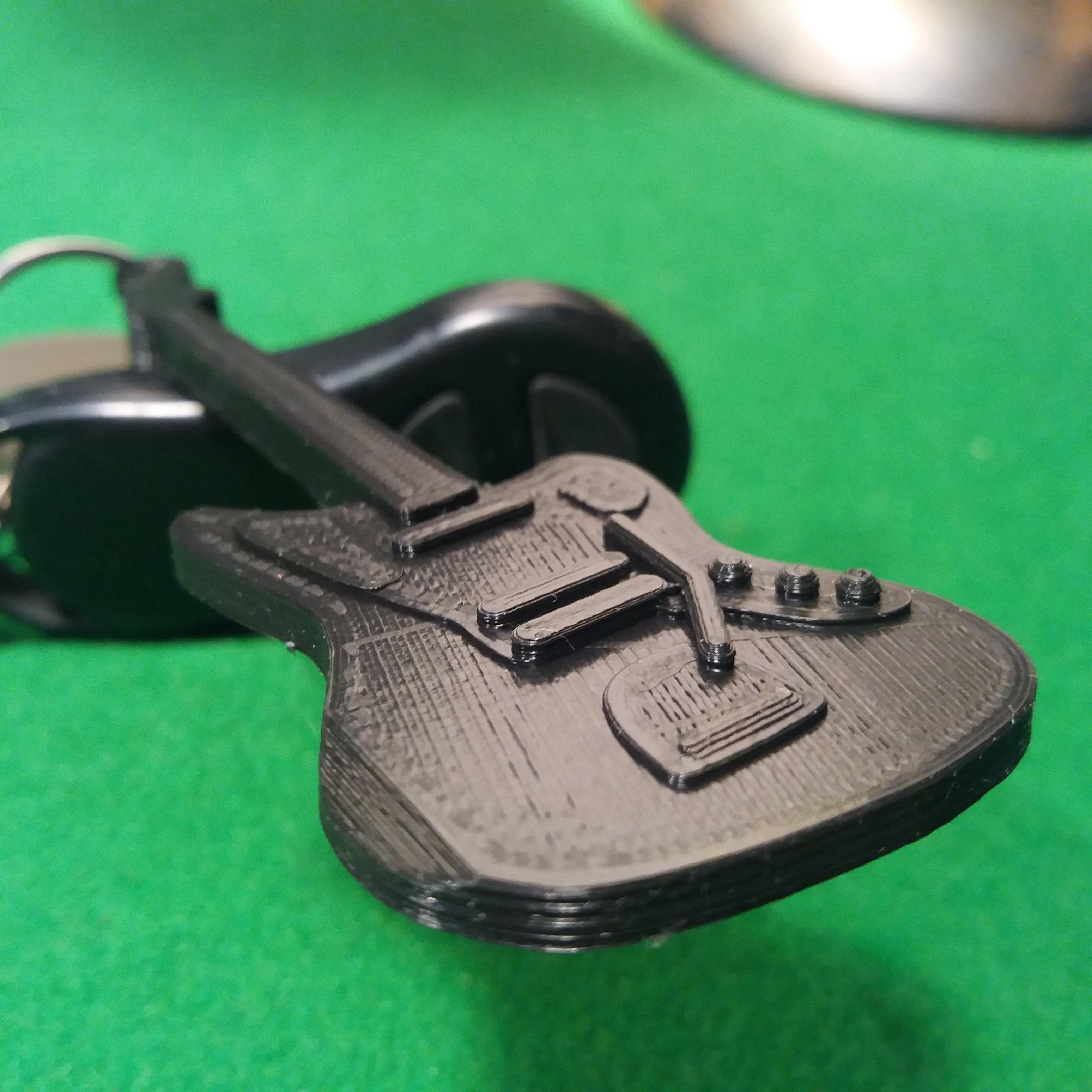 Fender jaguar3.jpg Download free STL file Fender Guitar Jaguar • 3D printing model, gerbat