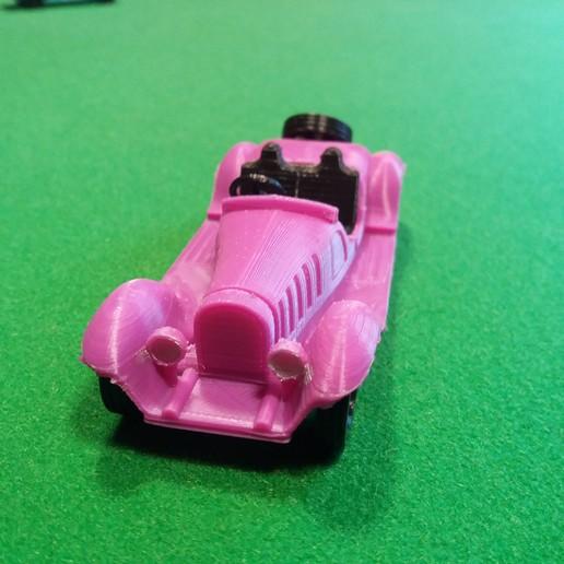 bugatti avant.jpg Download STL file Bugatti typ 55 • Object to 3D print, gerbat