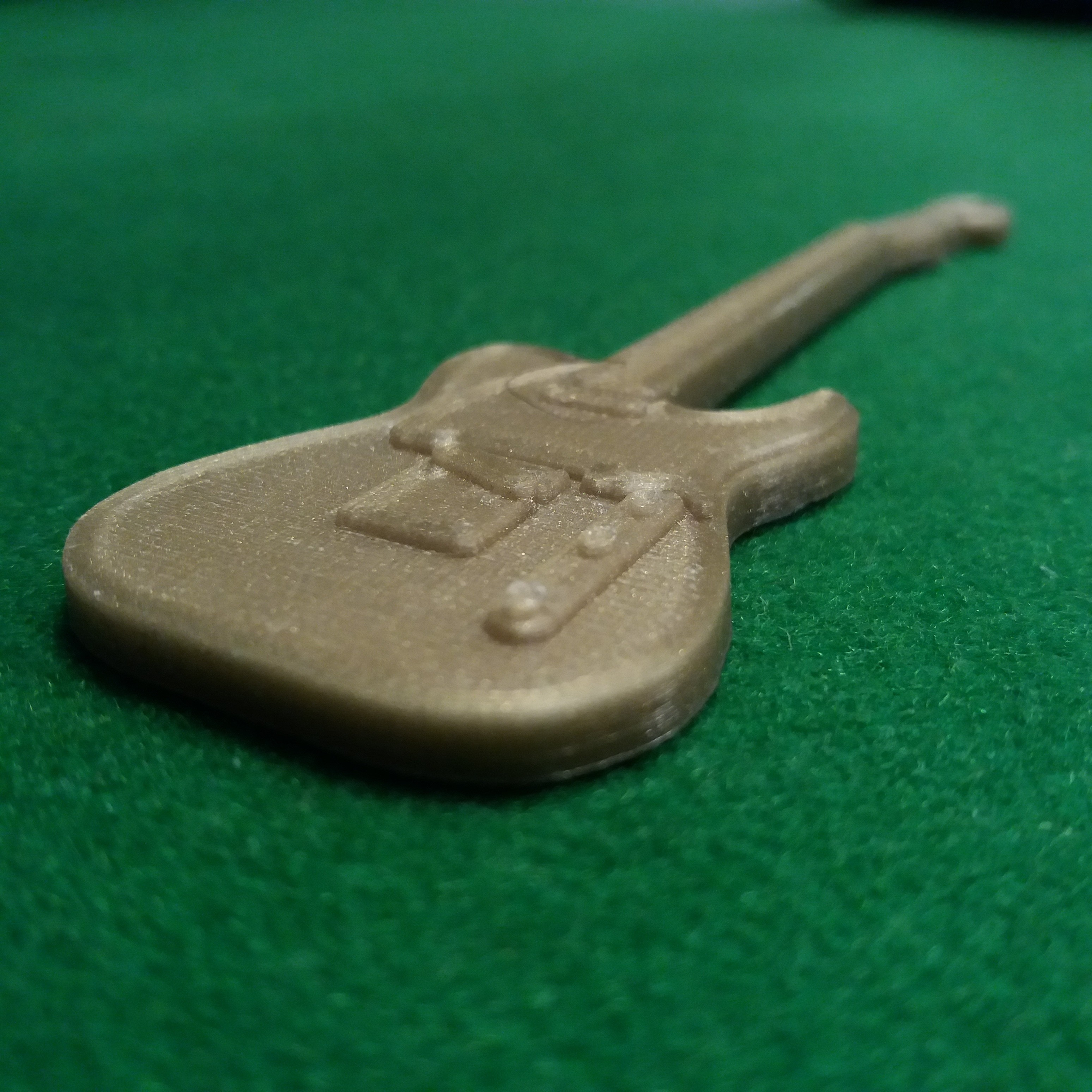 fender telecaster 2.jpg Download free STL file Fender Telecaster Guitar • 3D printer object, gerbat