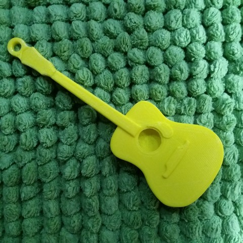 20180212_224141.jpg Download free STL file Folk Fender Guitar • 3D printer object, gerbat