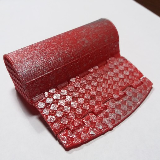 boite rouge.jpg Download free STL file Lipstick box with mirror • 3D printer template, gerbat