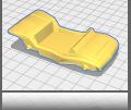 sans les chaises.png Télécharger fichier STL  Buggy,  • Plan imprimable en 3D, gerbat
