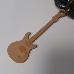 Archivos STL gratis guitarra PRS, gerbat