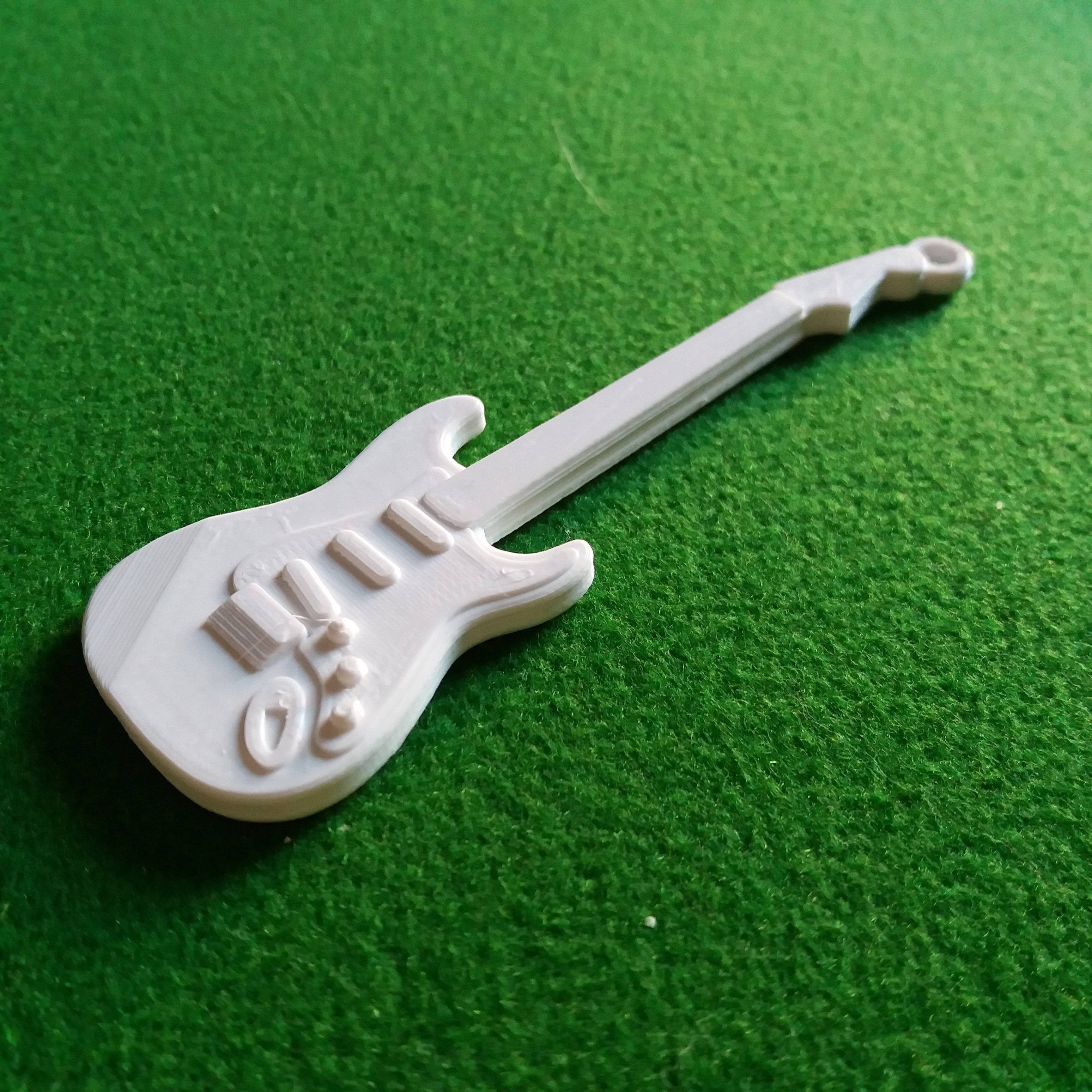 Stratocaster.jpg Download free STL file Fender Stratocaster PLA+ PLA Soft Guitar • 3D printing template, gerbat