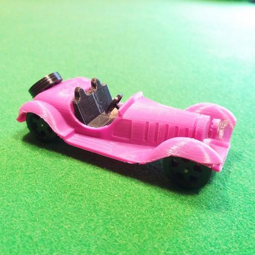 bugatti 3-4 avant.jpg Download STL file Bugatti typ 55 • Object to 3D print, gerbat