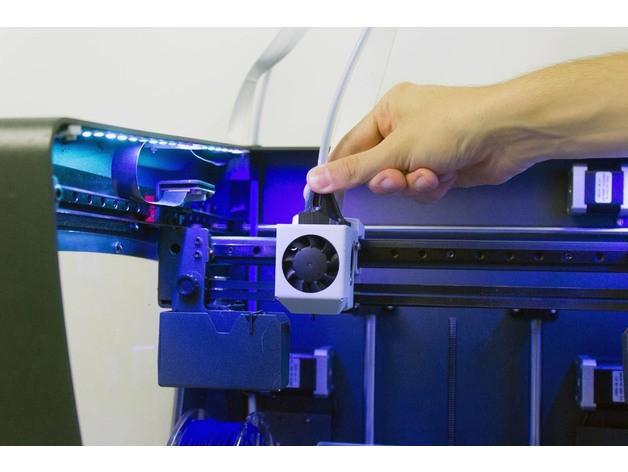 a9e2bef0c0602eca87f250d627ae99a4_preview_featured.jpg Download free STL file Vertical Bowden BCN3D • 3D printing design, BCN3D