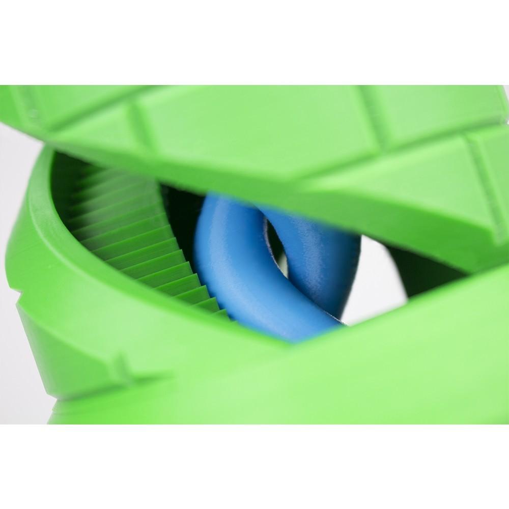 The Rook-BCN3D_Technologies_6.jpg Télécharger fichier STL gratuit The Dual Rook - Benchmark d'imprimante 3D • Modèle imprimable en 3D, BCN3D