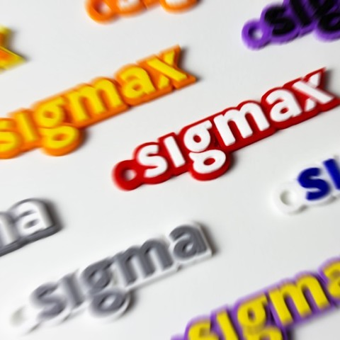 Download free 3D printer designs Sigma/Sigmax keychain, BCN3D