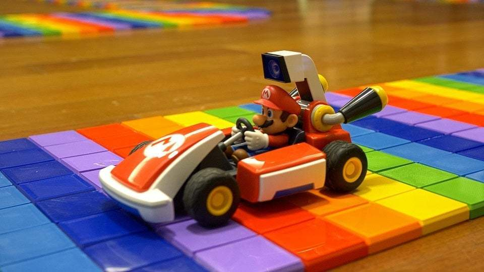 Mario_Kart_v4.00_00_46_11.Imagen_fija009.jpg Download free STL file Rainbow Road (SNES) Race Track for Mario Kart Live • 3D print object, BCN3D