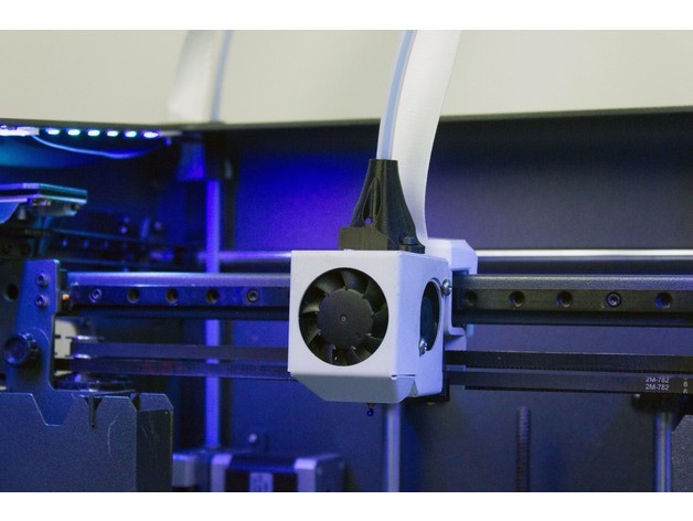65fea2572b18c4acc0f97f312956a8e3_preview_featured.jpg Download free STL file Vertical Bowden BCN3D • 3D printing design, BCN3D