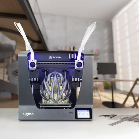 sigma 2017-portada-3.jpg Télécharger fichier STL gratuit The Dual Rook - Benchmark d'imprimante 3D • Modèle imprimable en 3D, BCN3D