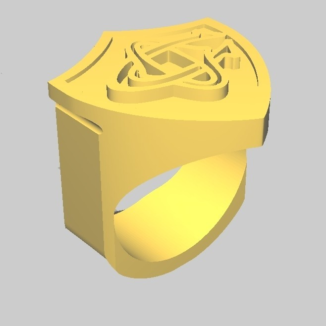ChevalCO_2.jpg Download STL file Rugby knight Castres • 3D print object, maipourkoi
