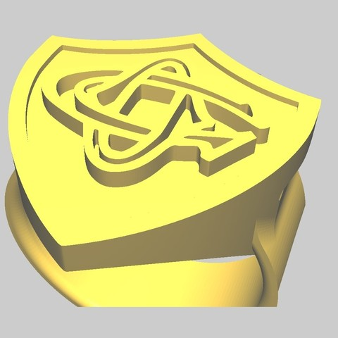 ChevalCO_10.jpg Download STL file Rugby knight Castres • 3D print object, maipourkoi