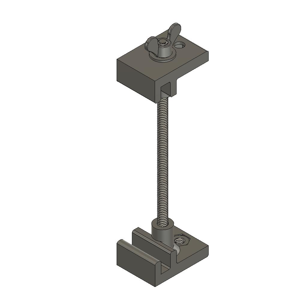iPad_Mini_2_Tripod_Mount_Assembly_v3.png Download STL file iPad Mini 2 Tripod Mount • Template to 3D print, ranalex