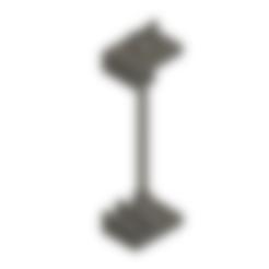Download free 3D model iPad Mini 2 Tripod Mount, ranalex