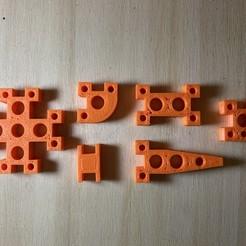 Download 3D printing files Brick3D Plus, datheus