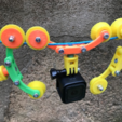 Download free 3D print files Nacelle VN for Gopro, datheus