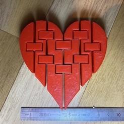 Descargar modelos 3D gratis Corazón flexible, datheus