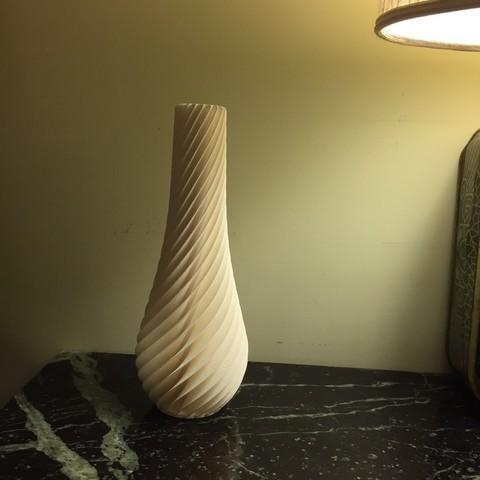 3d Print Spiral Vase Cults