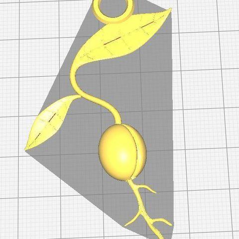 Télécharger fichier impression 3D gratuit Médaille de la Germination, lelfdajkini