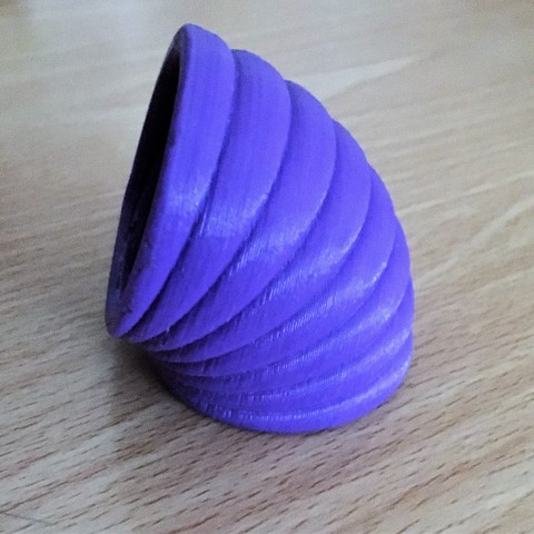 IMG_4037.JPG Download STL file Scallop Cock Ring • 3D printer design, Deezine