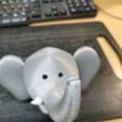 Descargar diseños 3D gratis Babar el elefante, hugozee