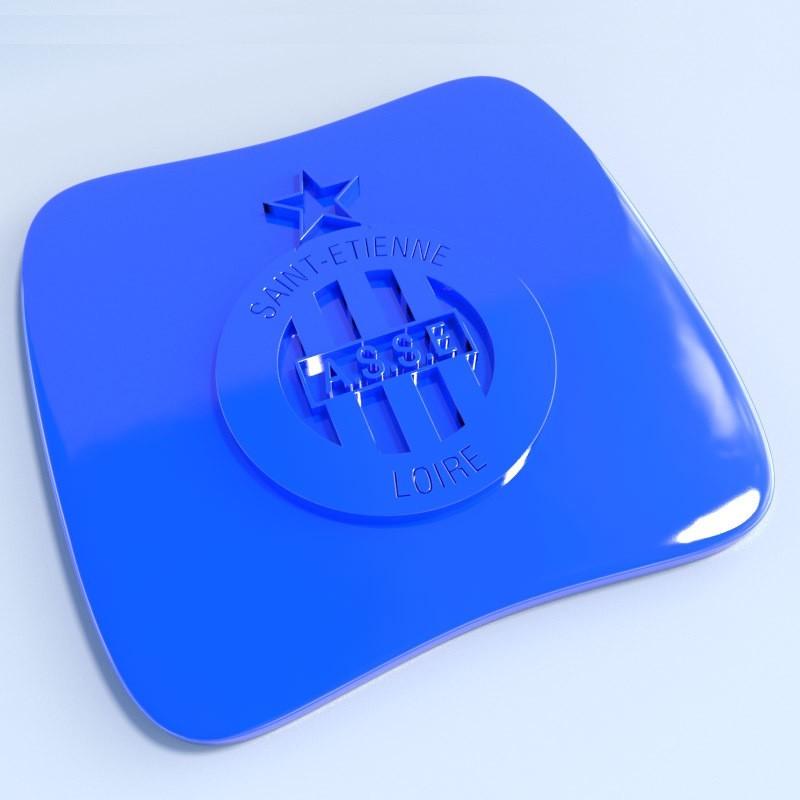 Asse.jpg Download STL file Football club logos • 3D printable template, vincent91100