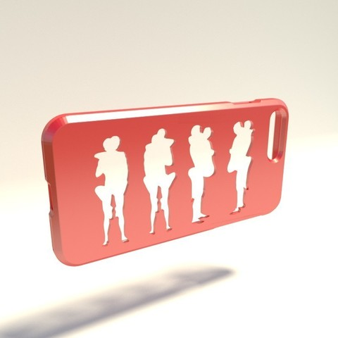 Kamasutra.jpg Download STL file Iphone 4 Covers • 3D printable template, vincent91100
