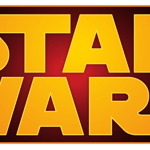 star_wars_logo_PNG5.png Download free STL file star wars • Object to 3D print, astortaetom