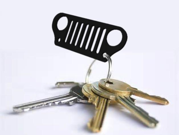 0d6420347630e931ab4ed4a7111c3a0a_preview_featured.jpg Télécharger fichier OBJ gratuit porte-clés jeep • Plan pour imprimante 3D, astortaetom