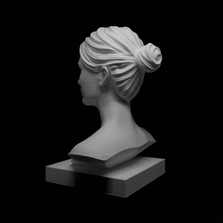 720X720-7066e44d15ca1cc8492f2f0d1acf63d57c8d08ab.jpg Download OBJ file Natalie Portman Bust • 3D printing object, Ben_M