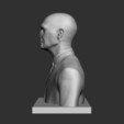Voldemort_05.jpg Download OBJ file Voldemort Bust • 3D printing model, Ben_M