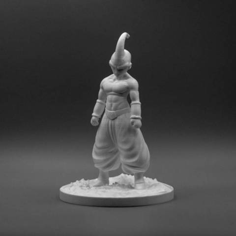 720X720-fcca0e91124673198d77814e5ab9a5ee2526afe7.jpg Download OBJ file Kid Buu Dragon Ball Z • 3D print model, Ben_M