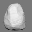 Free STL file Hearthstone Rock Figurine, Ben_M