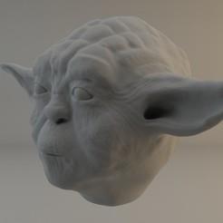 Impresiones 3D Yoda, Ben_M