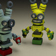 Download free 3D model Electro Pete, ThinkerThing
