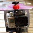 Download STL file Squid GoCam - for GoPro type cameras • 3D printer design, SuperbSTLfiles