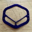 Download free 3D printing templates Free STL File for Protective Face Mask, SuperbSTLfiles