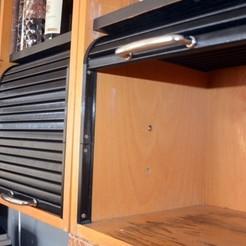 diseños 3d gratis Case roller shutter , Obiecto