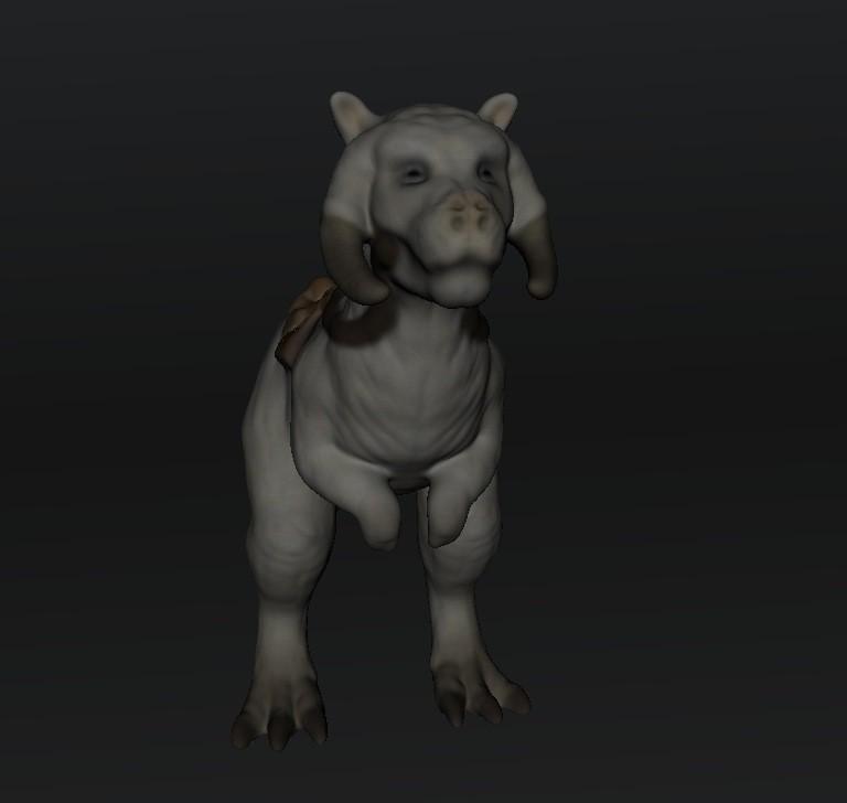 tauntaun3.jpg Download STL file Tauntaun • 3D printable design, Michaelwhites