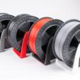 Descargar modelos 3D gratis Soporte para rollos de 2,2 kg, colorFabb