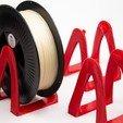 Télécharger fichier STL gratuit Canard en filament 4,5 kg en bobines, colorFabb